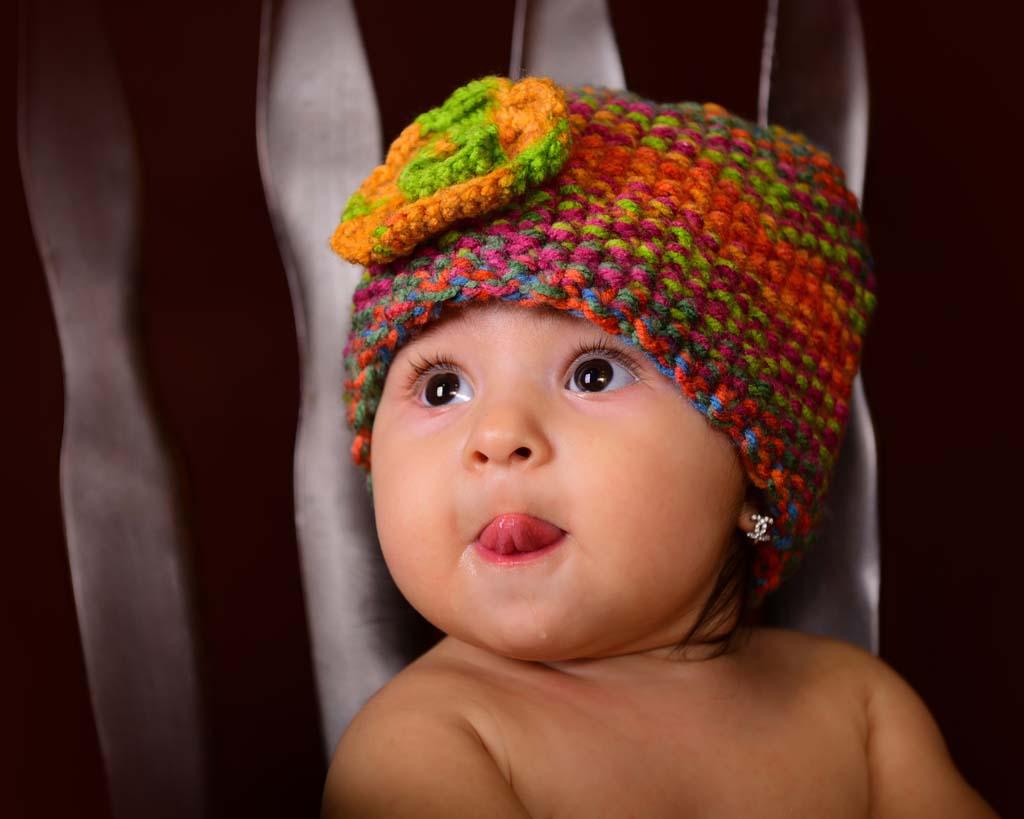 ۶ ژست زیبا برای عکاسی کودک