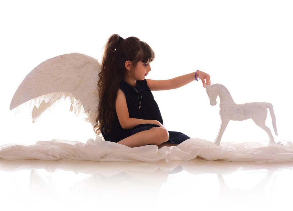 آتلیه کودک و روش های عکاسی کودک