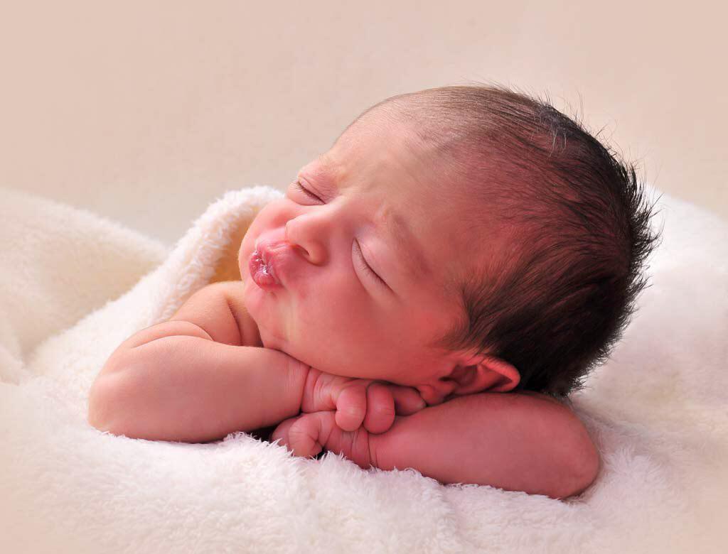آموزش عکاسی نوزاد قسمت ۱
