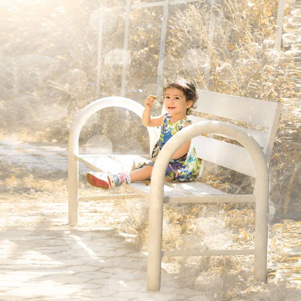 نقش مهم نور در عکاسی کودک