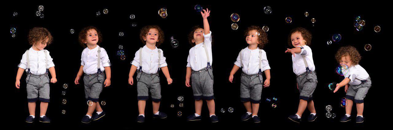 چگونگی بالا بردن کیفیت عکس در عکاسی کودک