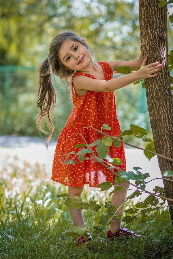 ژست دهی در عکاسی کودک