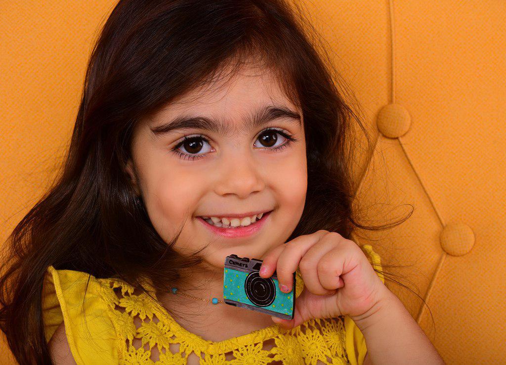 پرتره عکاسی کودک