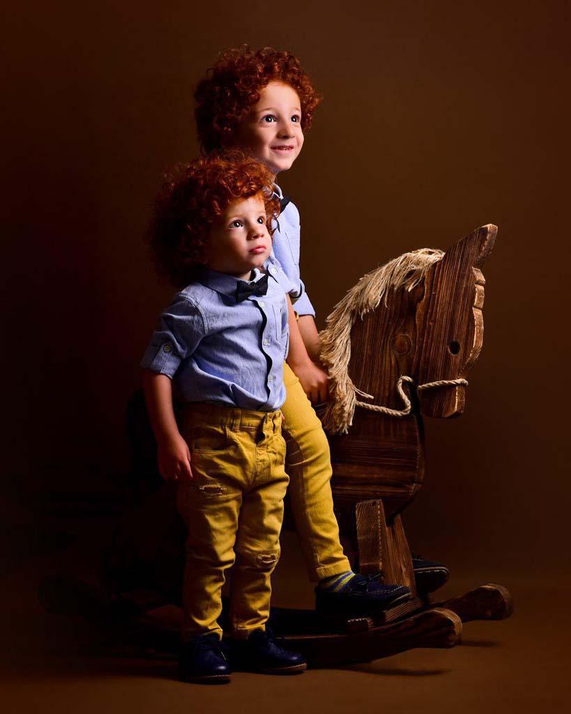 عکاسی در آتلیه کودک